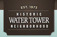 Historic Water Tower Neighborhood