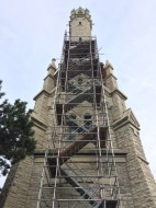 Repairs underway this month (October 2016)